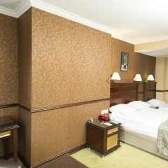 Topkapi Inter Istanbul Hotel 4* Стандартный номер с различными типами кроватей фото 23