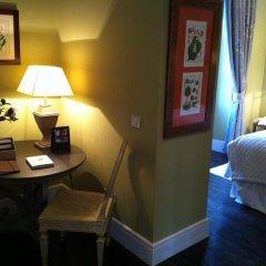 Отель Valdepalacios 5* Стандартный номер с различными типами кроватей фото 8