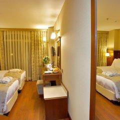 Hotel Perula 3* Стандартный семейный номер с двуспальной кроватью фото 2