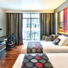 Отель Park Plaza Bangkok Soi 18 4* Номер Делюкс с различными типами кроватей фото 5