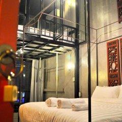 Отель Inn a day 3* Стандартный семейный номер с двуспальной кроватью фото 6
