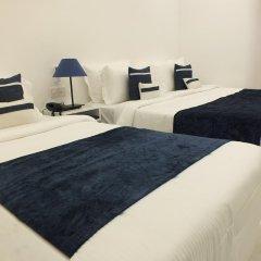 Отель The Residence 3* Стандартный семейный номер с различными типами кроватей фото 3