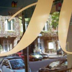 Отель Arta Lenz Hotel Германия, Берлин - отзывы, цены и фото номеров - забронировать отель Arta Lenz Hotel онлайн балкон