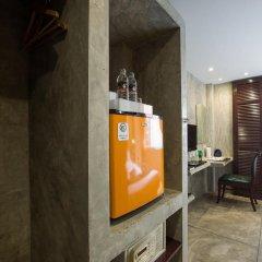 Отель Buddy Boutique Inn 3* Улучшенный номер с различными типами кроватей фото 8
