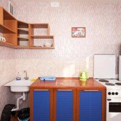 Гостиница Эдем Советский на 3го Августа Апартаменты с различными типами кроватей фото 31