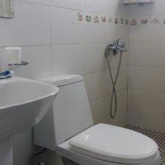 Отель Daegwalnyeong Beauty House Pension Южная Корея, Пхёнчан - отзывы, цены и фото номеров - забронировать отель Daegwalnyeong Beauty House Pension онлайн ванная