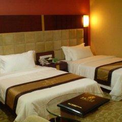 Guangzhou Guo Sheng Hotel 3* Стандартный номер с двуспальной кроватью