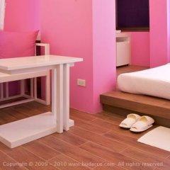 Отель Budacco 3* Номер Делюкс с различными типами кроватей фото 5