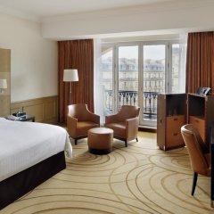Paris Marriott Champs Elysees Hotel 5* Полулюкс фото 2