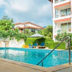 Курортный отель Lamai Coconut Beach бассейн