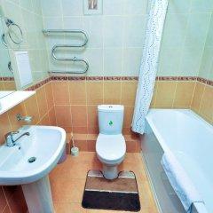 Гостиница ApartInn Astana Казахстан, Нур-Султан - отзывы, цены и фото номеров - забронировать гостиницу ApartInn Astana онлайн ванная фото 2