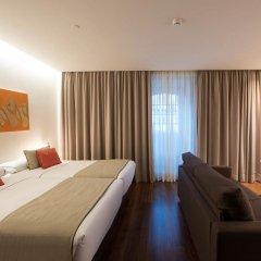 Hotel Carris Porto Ribeira 4* Стандартный номер с различными типами кроватей фото 8