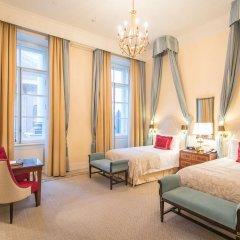 Гостиница Four Seasons Lion Palace St. Petersburg 5* Стандартный номер с разными типами кроватей фото 11