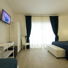 Отель Atlantis Inn Roma 3* Номер категории Эконом с различными типами кроватей фото 4
