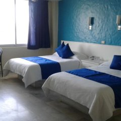 Hotel Hacienda Mazatlán 3* Стандартный номер с различными типами кроватей фото 6