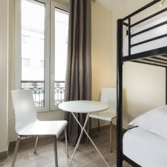 Enjoy Hostel Стандартный номер с разными типами кроватей фото 5
