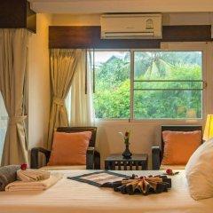 Отель Aonang All Seasons Beach Resort 3* Улучшенный номер с различными типами кроватей фото 2