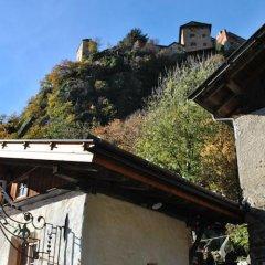 Отель Schlosswirt-oberortl Juval Кастельбелло-Циардес балкон