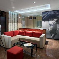 De Gaulle Бутик Отель 4* Улучшенные апартаменты с разными типами кроватей фото 3