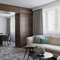 Vienna Marriott Hotel 5* Представительский люкс с различными типами кроватей фото 5