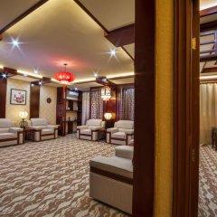 Hotel Shanghai City интерьер отеля