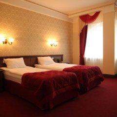 Гранд Петергоф СПА Отель 4* Улучшенный номер с двуспальной кроватью фото 5