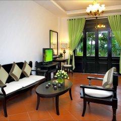 Отель Phu Thinh Boutique Resort & Spa 4* Люкс Премиум с различными типами кроватей фото 2
