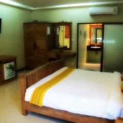 Отель Kata Garden Resort 3* Улучшенный номер с двуспальной кроватью фото 2