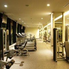 The Zign Hotel Premium Villa фитнесс-зал фото 3