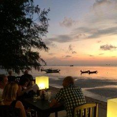 Отель Seashell Resort Koh Tao Таиланд, Остров Тау - 1 отзыв об отеле, цены и фото номеров - забронировать отель Seashell Resort Koh Tao онлайн пляж фото 2