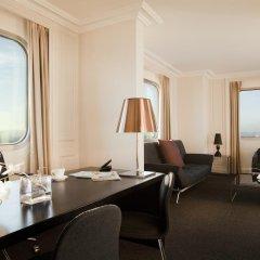 Отель Novotel Paris Centre Tour Eiffel 4* Представительский люкс с разными типами кроватей фото 2
