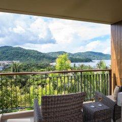 Отель Novotel Phuket Kata Avista Resort And Spa 4* Улучшенный номер двуспальная кровать фото 9