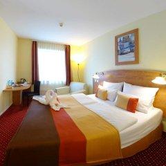 Отель Best Western Amedia Praha 3* Номер Комфорт с различными типами кроватей фото 8