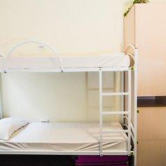 Hostel N1 Кровать в мужском общем номере двухъярусные кровати фото 3