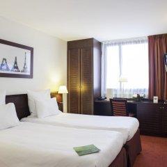 Отель Hôtel Concorde Montparnasse 4* Классический номер с различными типами кроватей фото 7