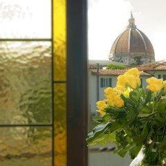Отель Residenza Il Villino B&B 2* Стандартный номер с двуспальной кроватью фото 2