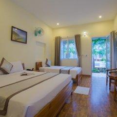 Отель Blue Paradise Resort 2* Улучшенный номер с различными типами кроватей фото 30