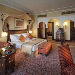 Отель Jumeirah Al Qasr - Madinat Jumeirah 5* Улучшенный номер с различными типами кроватей