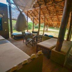 Отель Back of Beyond - Safari Lodge Yala 3* Бунгало с различными типами кроватей фото 2