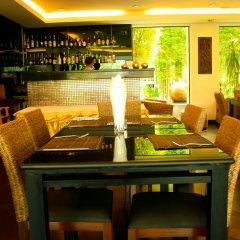 Отель Palm Grove Resort Таиланд, На Чом Тхиан - 1 отзыв об отеле, цены и фото номеров - забронировать отель Palm Grove Resort онлайн питание фото 2