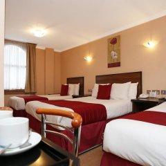 Elysee Hotel 3* Стандартный номер с 2 отдельными кроватями фото 4