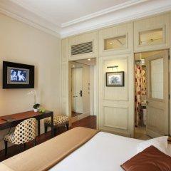 Отель Heritage Avenida Liberdade, a Lisbon Heritage Collection 4* Улучшенный номер с различными типами кроватей