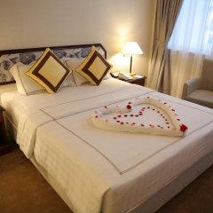 New Epoch Hotel 3* Номер Делюкс с различными типами кроватей фото 3
