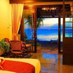 Отель Peace Paradise Beach 3* Номер Делюкс с различными типами кроватей фото 5