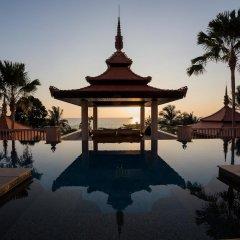Отель Trisara Villas & Residences Phuket 5* Стандартный номер с различными типами кроватей фото 29
