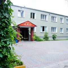 Гостиница Спартак парковка
