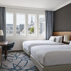 Vienna Marriott Hotel 5* Представительский номер с различными типами кроватей фото 3