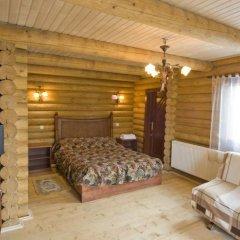 Отель Dersu Uzala Поляна комната для гостей