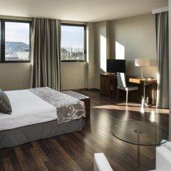 Отель Catalonia Ramblas 4* Полулюкс с различными типами кроватей фото 3