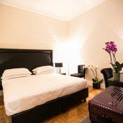 Отель Minerva Relais 3* Улучшенный номер